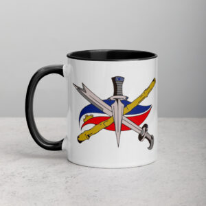 Doce Pares mug